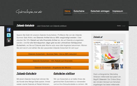 Zalando Gutschein - Jetzt Rabatte beim Schuhkauf sichern!
