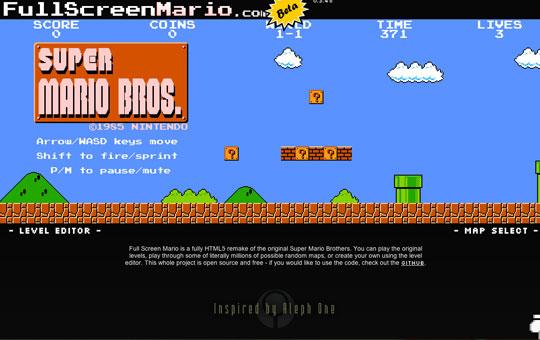 super-mario-bros-html5